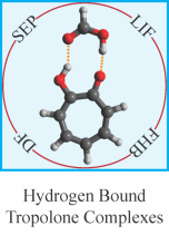 Link to Hydrogen Bounch Tropolone Complexes project